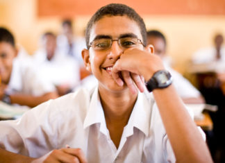 student_thinking_exam
