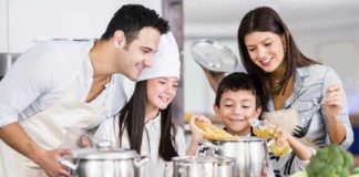 children_help_parents_for_cooking